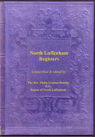 The Parish Registers of North Luffenham, Rutland. | eBooks | Reference