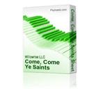 Come, Come Ye Saints Sheet Music | eBooks | Sheet Music