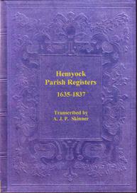 The Parish Registers of Hemyock, in Devon. | eBooks | Reference