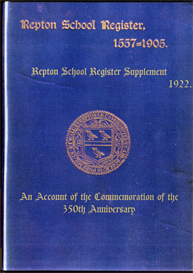 The Repton School Register 1557-1905 | eBooks | Reference