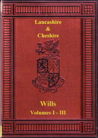 Lancashire & Cheshire Wills and Inventories | eBooks | Reference