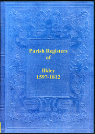 the parish registers of ilkley in yorkshire.