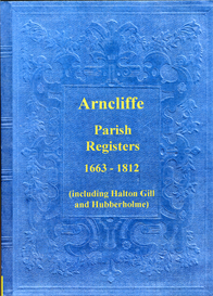the parish registers of arncliffe in the west riding of yorkshire.