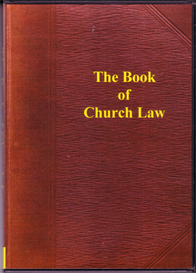 The Book of Church Law | eBooks | Reference