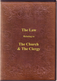 A Practical Treatise on The Law relating to The Church and The Clergy. | eBooks | Reference