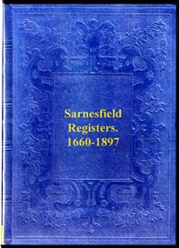 parish registers of sarnesfield