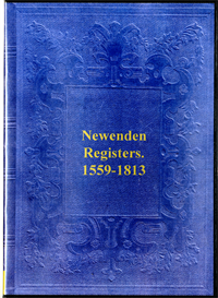 Parish Registers of Newenden | eBooks | Reference