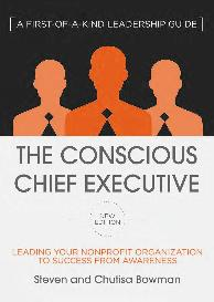 the conscious chief executive-leading your nonprofit organization to success from awareness