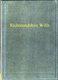richmondshire wills