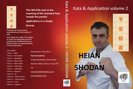 HEIAN SHODAN kata & application volume 2 | Movies and Videos | Training