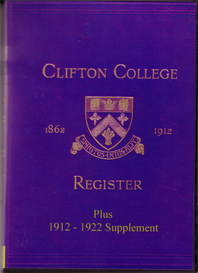 clifton college annals and register