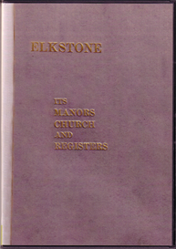 elkstone its manors, church & registers.