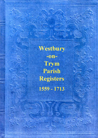 The Parish Registers of Westbury-on-Trym in Gloucestershire. | eBooks | Reference