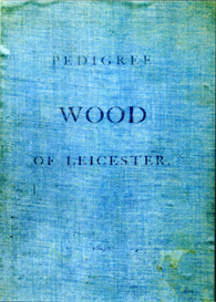pedigree of wood of leicester.