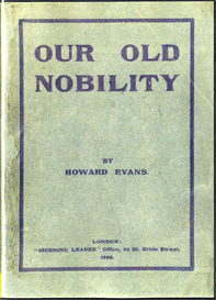 Our Old Nobility | eBooks | Reference