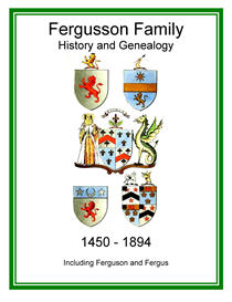 fergusson family history and genealogy