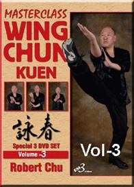 masterclass wing chun kuen – vol. 3