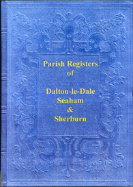 The Parish Registers of Dalton-le-Dale, Seaham & Sherburn Hospital, in the County of Durham | eBooks | Reference