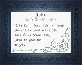 name blessings - john 2
