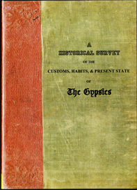 a historical survey of the gypsies.