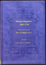 The Parish Registers of Muston | eBooks | Reference