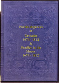 The Parish Registers of Croxden and Bradley-in-the-Moor. | eBooks | Reference