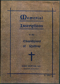Monumental Inscriptions in the Churchyard of Rattray in Perthshire, Scotland. | eBooks | Reference