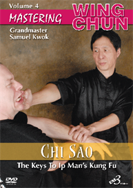 MASTERING WING CHUN -Vol. 4 – CHI SAO | Movies and Videos | Special Interest