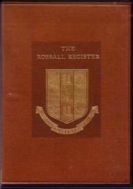 the rossall school register.