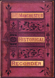 the manchester historical recorder.