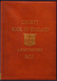 County Book of England and Official list Lancashire 1875. | eBooks | Reference