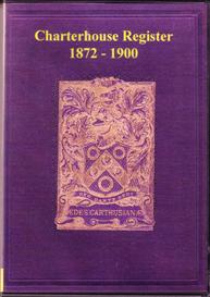 Charterhouse School Register 1872-1900 | eBooks | Reference