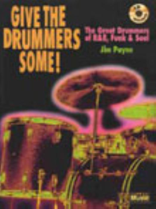 First Additional product image for - Give The Drummers Some! - 276 page digital book with photos + 100 mp3 drum beat audio files