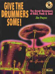 give the drummers some! - 276 page digital book with photos + 100 mp3 drum beat audio files