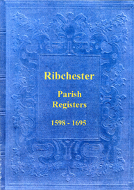 the parish registers of ribchester in lancashire.