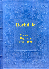 rochdale parish register, marriages 1701 to 1801.