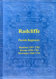 The Parish Registers of Radcliffe in Lancashire. | eBooks | Reference