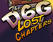 d6g: the lost chapters book 27