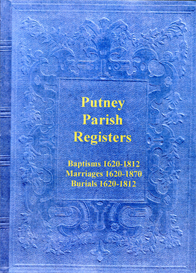 The Parish Registers of Putney in Surrey. | eBooks | Reference