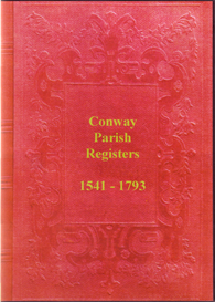 The Registers of Conway (Conwy) in North Wales. | eBooks | Reference